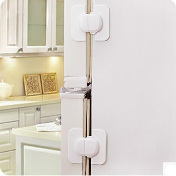 Foto Produk Safety Lock Pintu - White dari TokoSetia