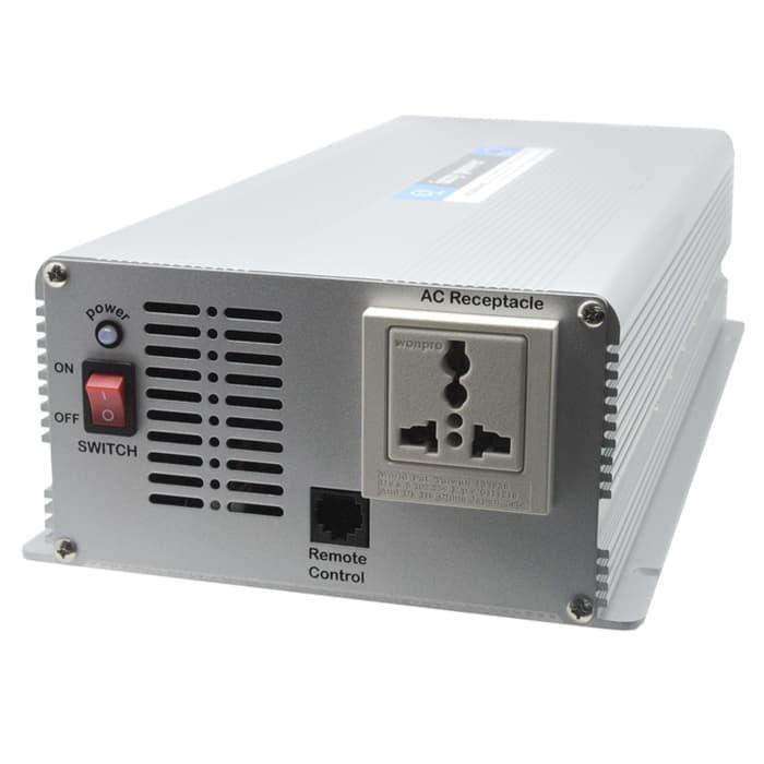 Foto Produk IZZY POWER DC to AC Car Inverter 2000 Watt 12 Volts - HT-M-2000-12 dari TokoSetia
