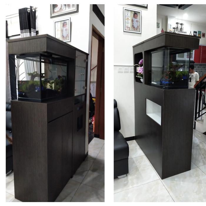 Foto Produk almari aquarium,dispenser dll dari oke furniture