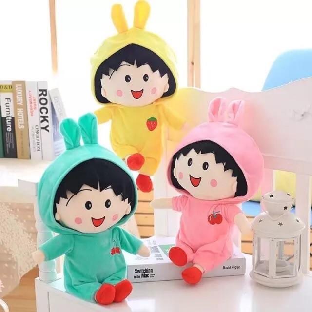 Foto Produk Boneka Maruko Chan Import Kode BMIX0008 dari bagcollectionshop