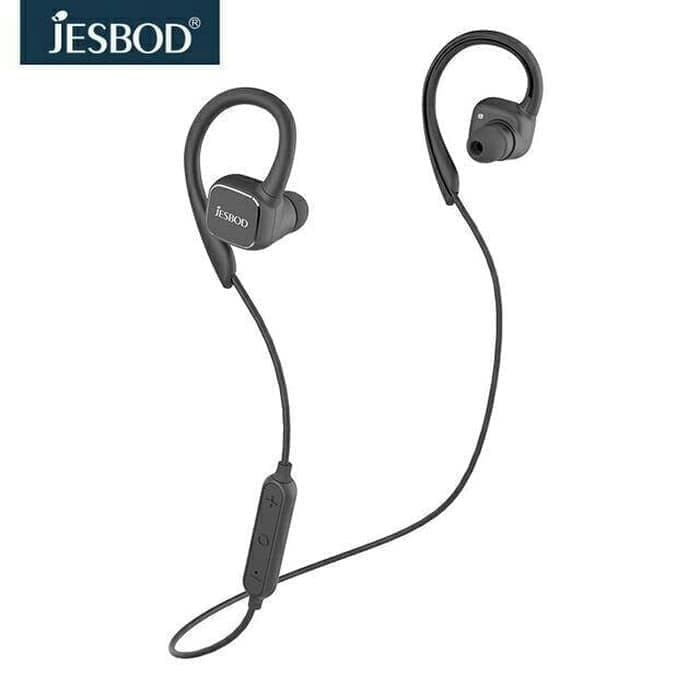 Foto Produk JESBOD H1/QCY13 Bluetooth Sport Headphones Magnetic Wireless Design dari Aan Jaya Mart