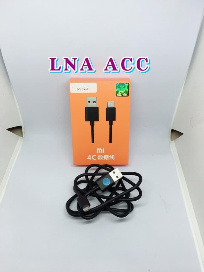 Foto Produk KABEL DATA ORIGINAL XIOAMI MICRO 2A PLUS PACKING BOX ORI dari Kholid Store Jaya