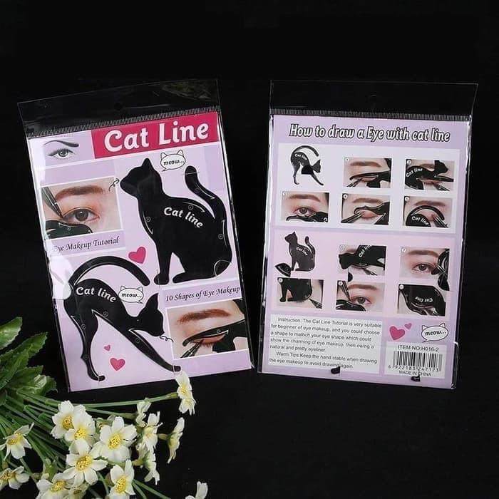 Foto Produk CATLINE CAT LINE CETAKAN EYELINER EYESHADOW dari Kholid Store Jaya