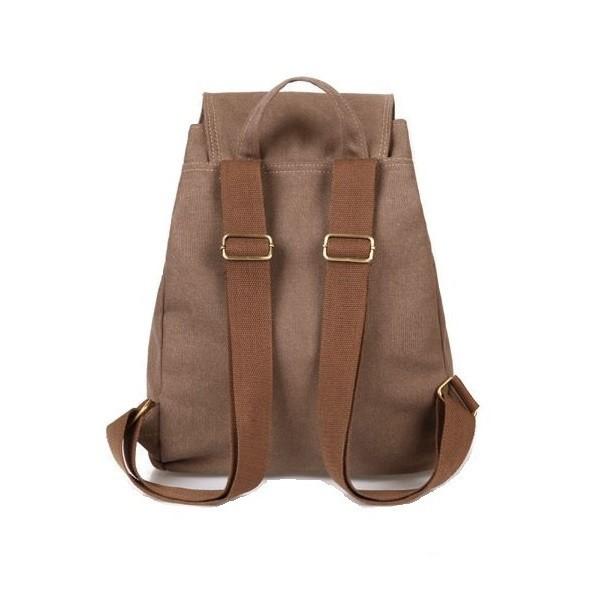 Foto Produk TR5 Tas Ransel Backpack Woman Wanita Kanvas Impor Best Seller dari sappewali