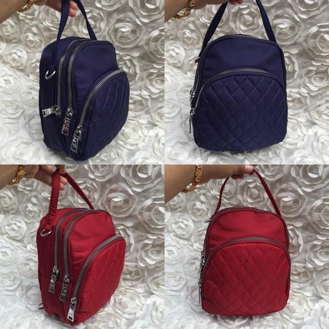 Foto Produk Ransel Slempang Handbag Chibao Bordir Elegan Import dari sappewali