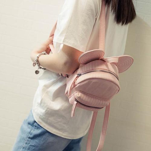 Foto Produk tas punggung gemblok mini wanita ransel cewek backpack kecil 3H2 bta32 dari sappewali
