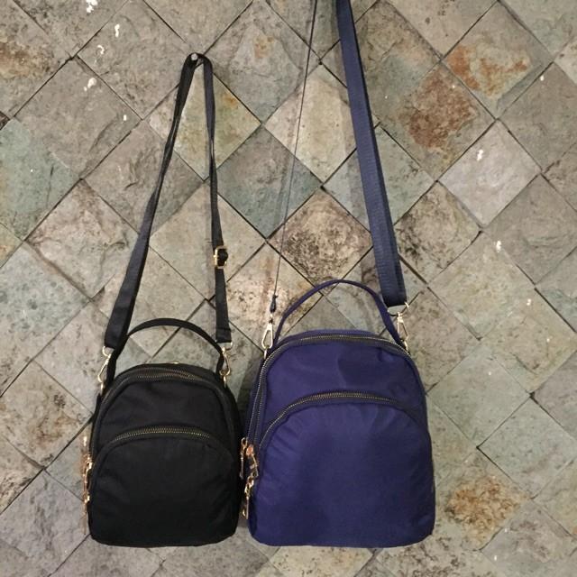 Foto Produk 2Ukuran Tas 3Fungsi Chibao Import Anti air dari sappewali