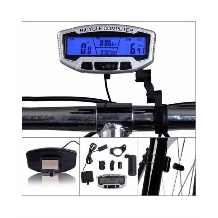 Foto Produk Speedometer Sepeda Sunding SD558A dari jelitapagi