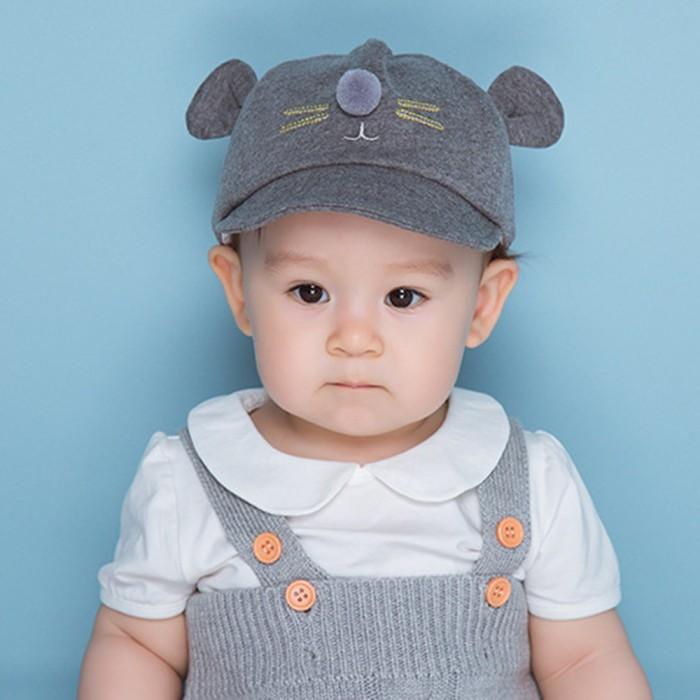 Foto Produk Anak-anak kucing topi matahari bayi, Anak laki-laki perempuan topi dari septo star