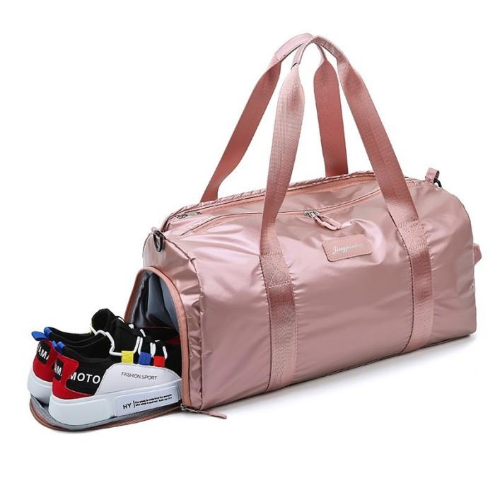Foto Produk Yoga Tas Posisi Sepatu Pemisahan Kering dan Basah Tas Olahraga Gym Tas dari paharjo stock