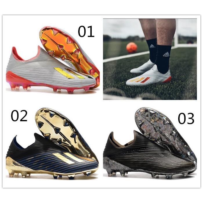 Foto Produk Sepatu Olahraga   Tas 302 Redirect Pack adidas X 19  FG 35-45 Sepatu dari paharjo stock