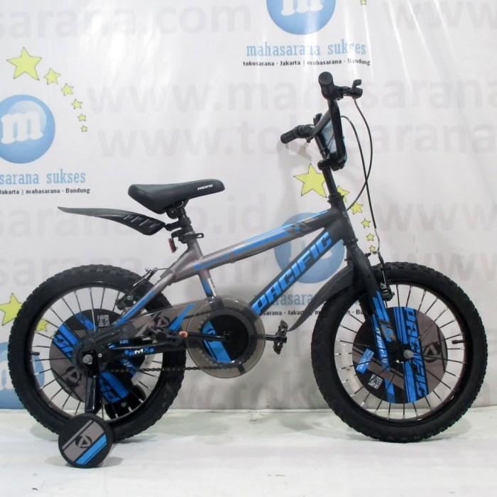 Foto Produk Termurah Sepeda Anak Pacific Ripper 1.0 BMX 5-8 Tahun 18 Inci Hi-Ten S dari teguh917