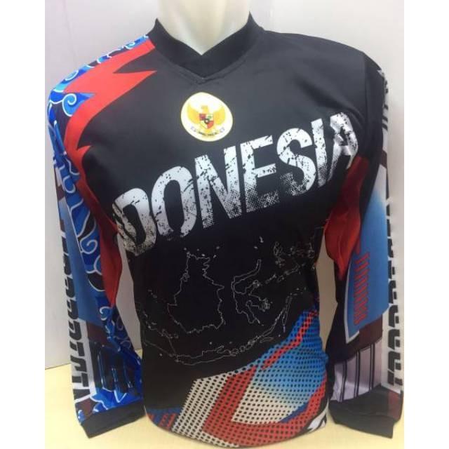 Foto Produk Jersey sepeda team indonesia dari teguh917