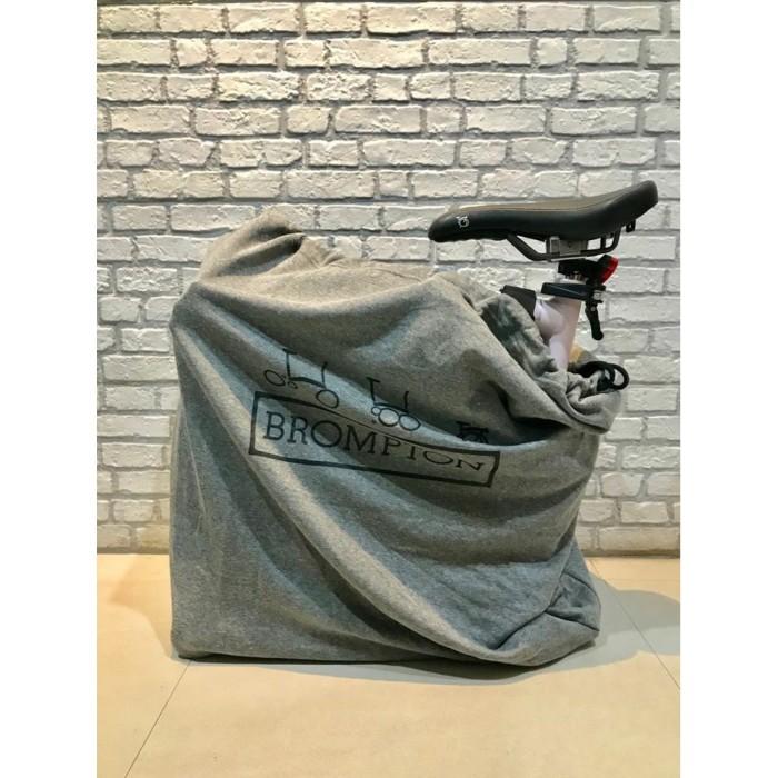 Foto Produk Termurah BROMPTON Travel Bike Cover Sarung Sepeda Lipat Gowes dari teguh917