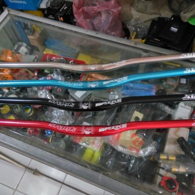 Foto Produk STANG SEPEDA SPANK spike 780race. Stang SPANK spike 780race dari teguh917