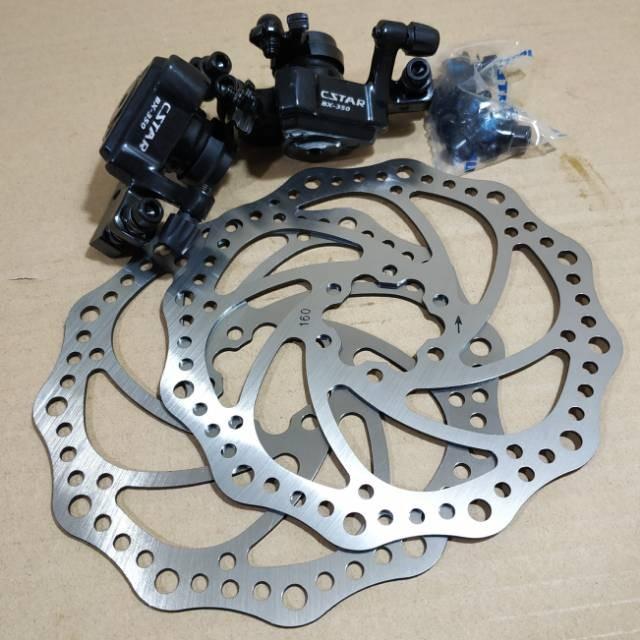 Foto Produk Termurah kaliper disc brake hitam dari teguh917