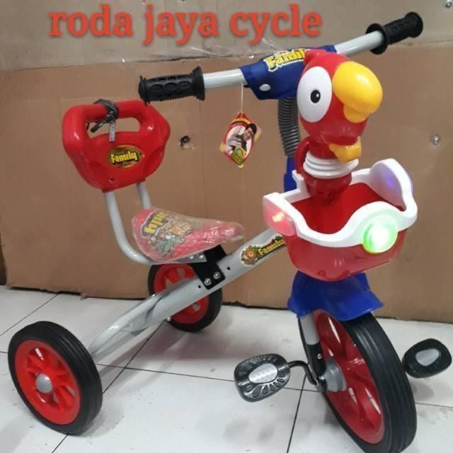 Foto Produk sepeda family burung rio dari mutak647