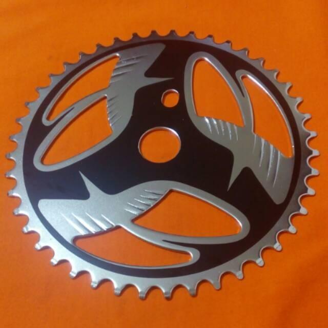 Foto Produk Termurah gear crank bmx 44t dari mutak647