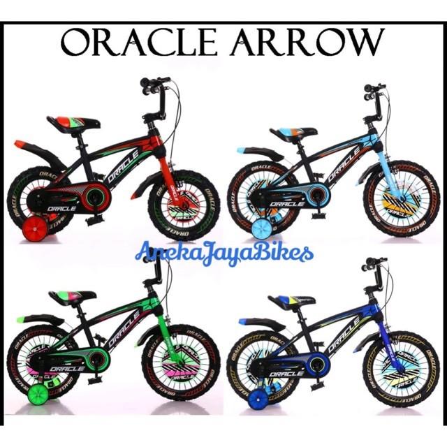 Foto Produk Termurah Sepeda Anak BMX 18 Oracle Arrow by United dari mutak647