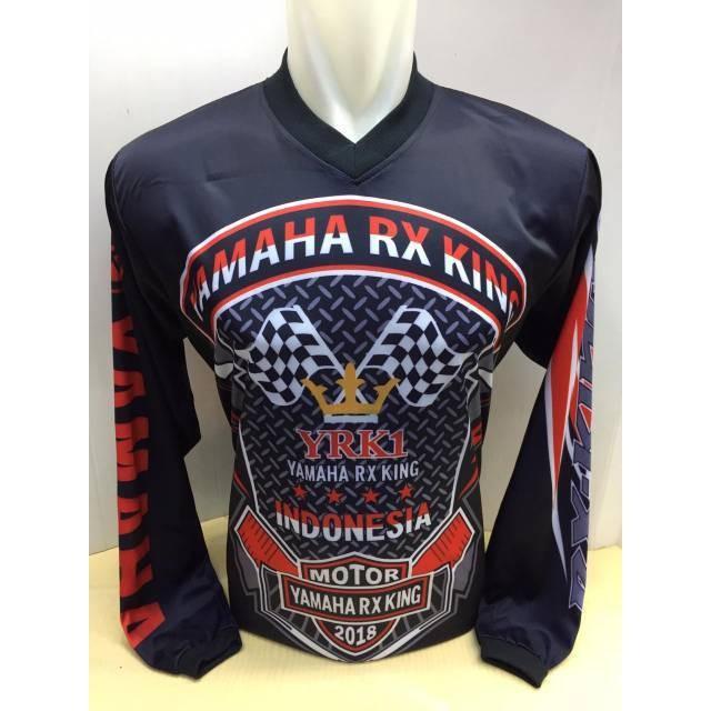 Foto Produk Termurah Baju motor yamaha RXKING dari mutak647