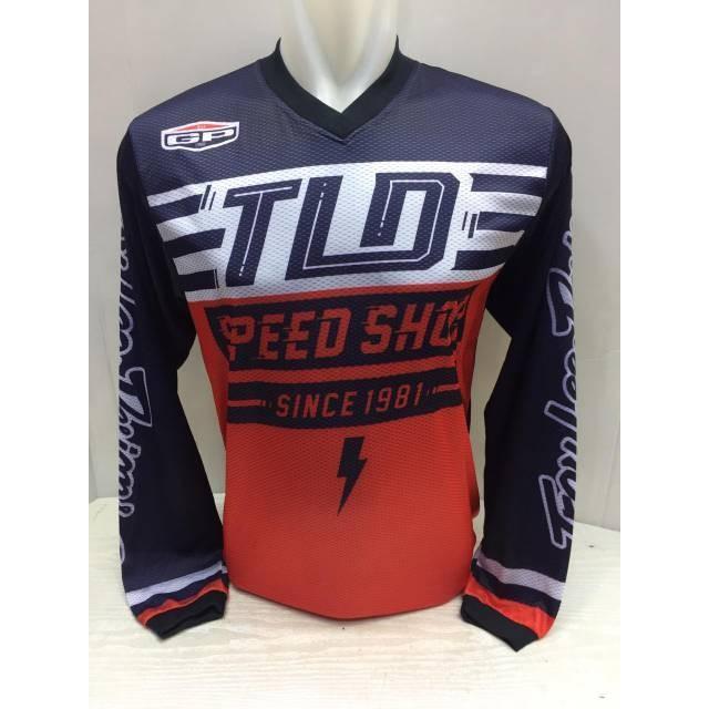 Foto Produk Termurah Baju sepeda downhill - baju jersey MTB dari mutak647