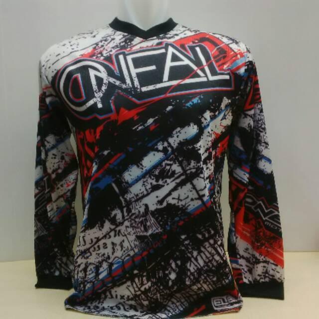 Foto Produk Baju jersey sepeda MTB - baju roadbike dari mutak647