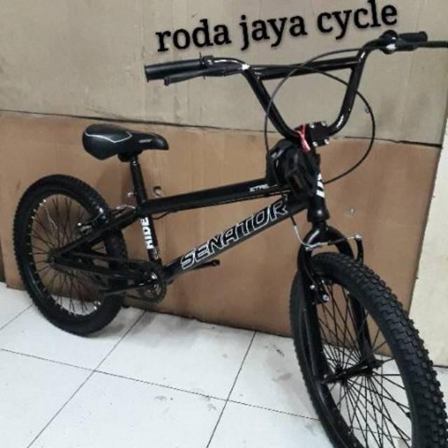 Foto Produk Termurah sepeda BMX senator 20 inch dari andri756