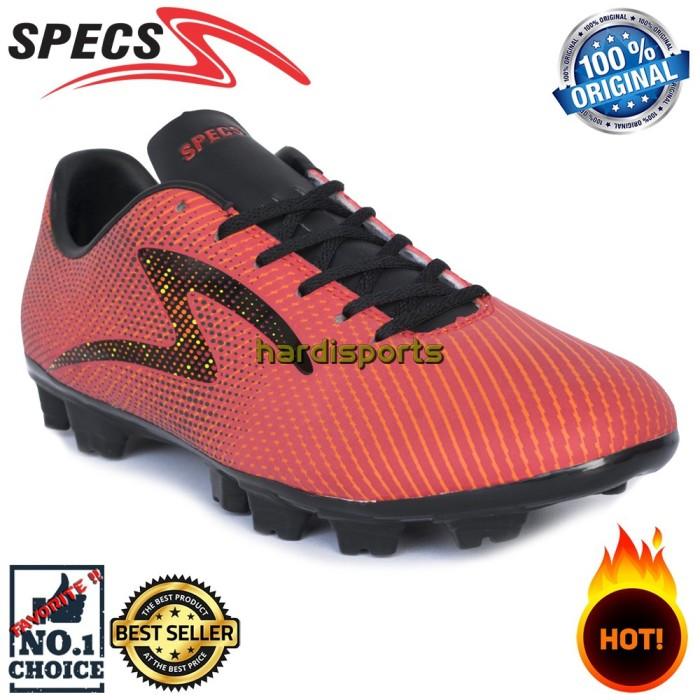 Foto Produk Sepatu Sepakbola Specs Electron FG 100751 - Emperor Red dari andri756