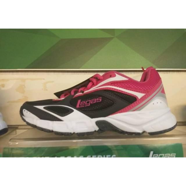 Foto Produk Sepatu league legas series evade running shoes cewe wanita olahraga sp dari andri756