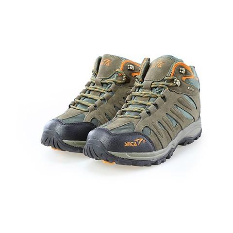 Foto Produk Termurah Sepatu Hiking Gunung Outdoor Snta 492 Green Orange Semi Water dari andri756