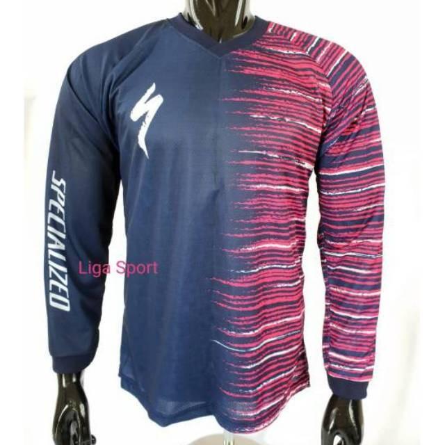 Foto Produk Termurah Baju sepeda downhill panjang premium dari andri756