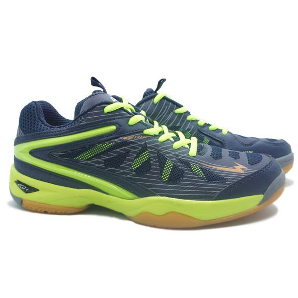 Foto Produk Sepatu Badminton Eagle Commando S Blue CTN dari andri756
