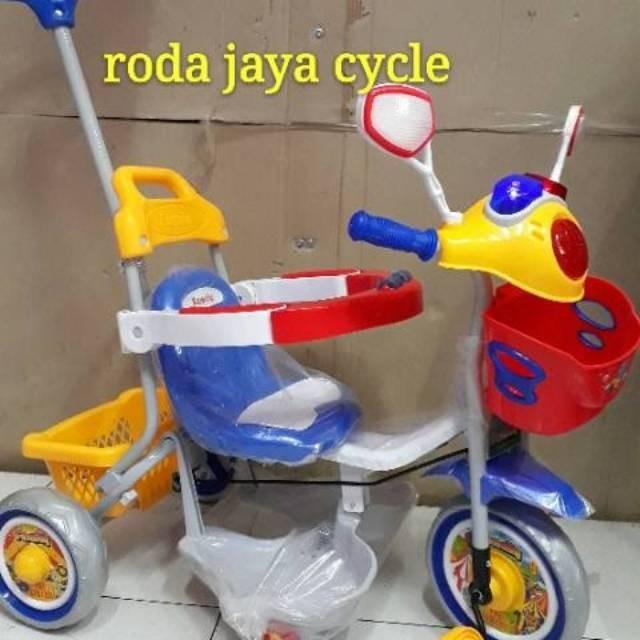 Foto Produk sepeda family polisi dari novia197
