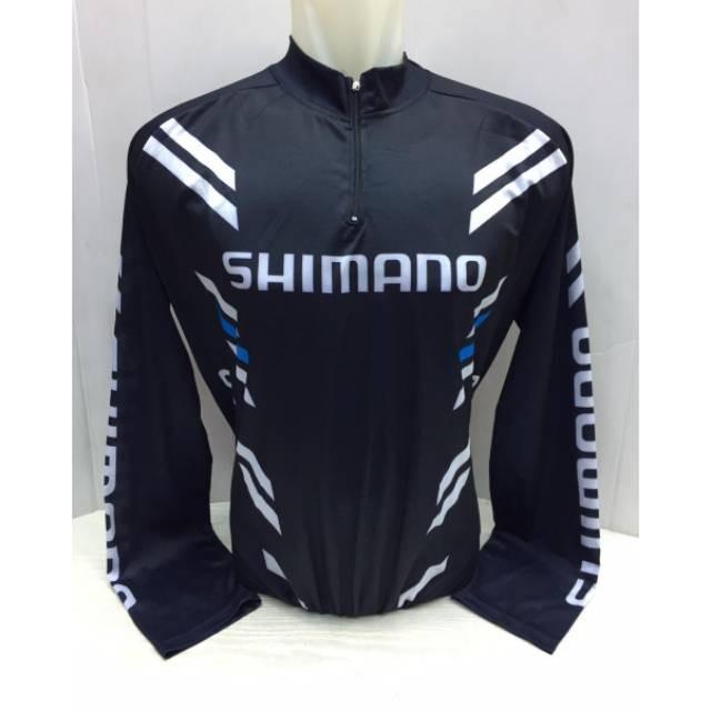 Foto Produk Termurah Jersey sepeda shimano panjang dari novia197