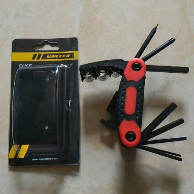Foto Produk Termurah Kunci set L united bike tool united dari novia197