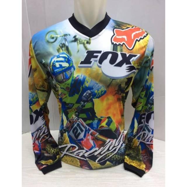 Foto Produk Termurah Baju motor racing FOX dari novia197
