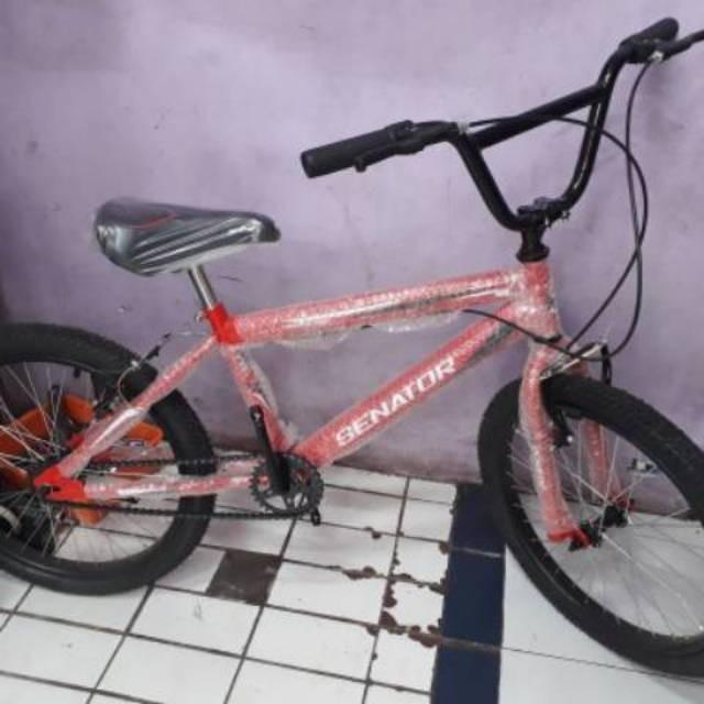 Foto Produk Sepeda senator 20 inch clasic dari novia197