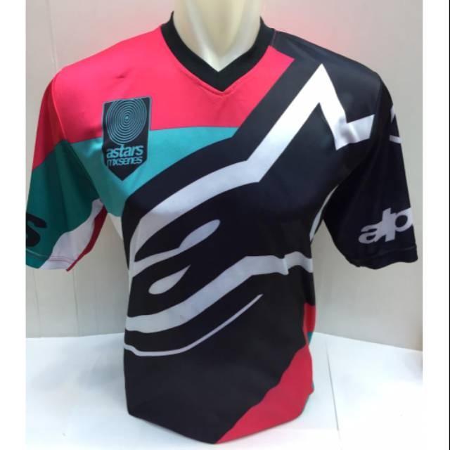 Foto Produk Termurah Baju motor traill pendek dari novia197