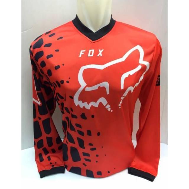 Foto Produk Baju sepeda panjang - baju downhill panjang dari novia197