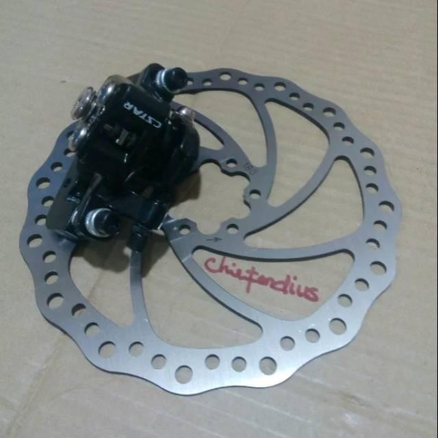 Foto Produk Disc brake 180mm belakang dari rendi474