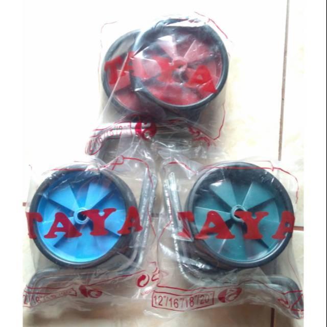 Foto Produk Roda bantu sepeda anak taiwan roda samping 12 16 18 20 dari rendi474