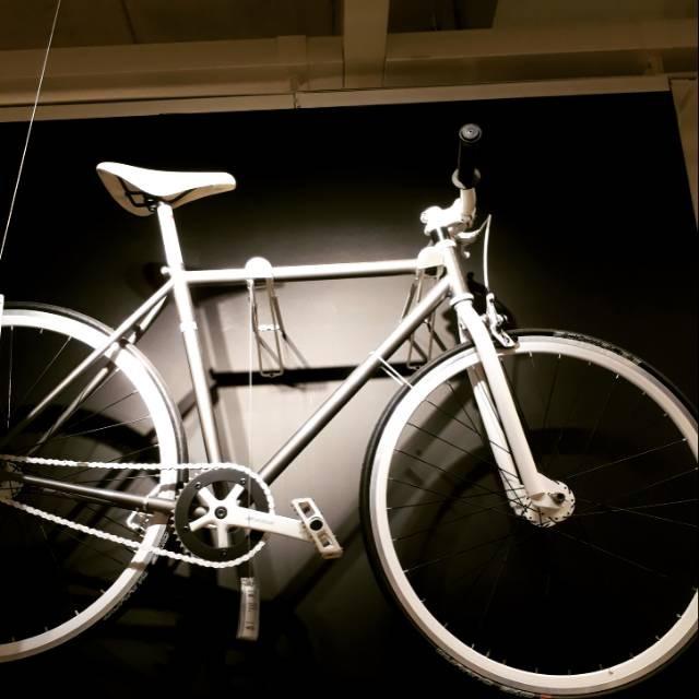 Foto Produk Termurah Bracket Braket Gantungan Sepeda dinding dari rendi474