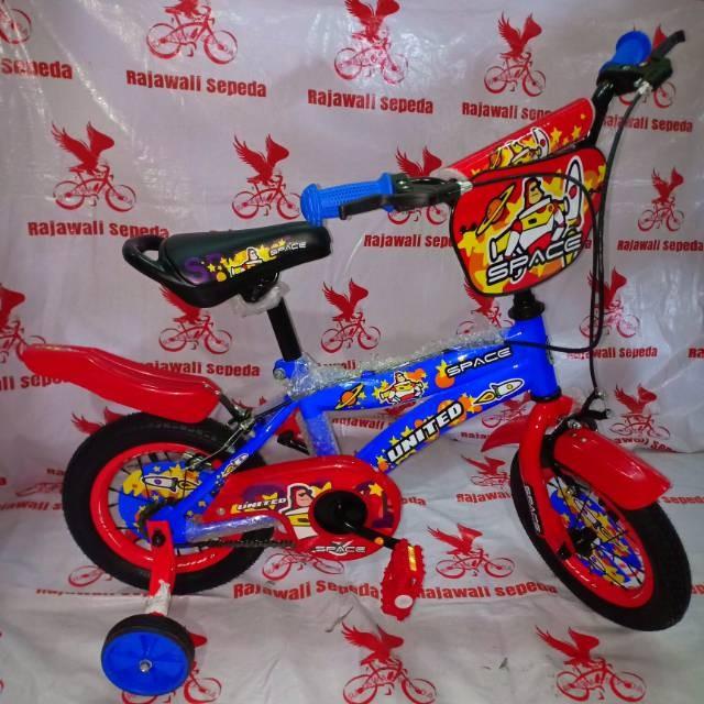 Foto Produk Sepeda anak 12 bmx united SPACE dari rendi474
