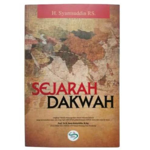 Foto Produk SEJARAH DAKWAH dari Toko_buku_syifa