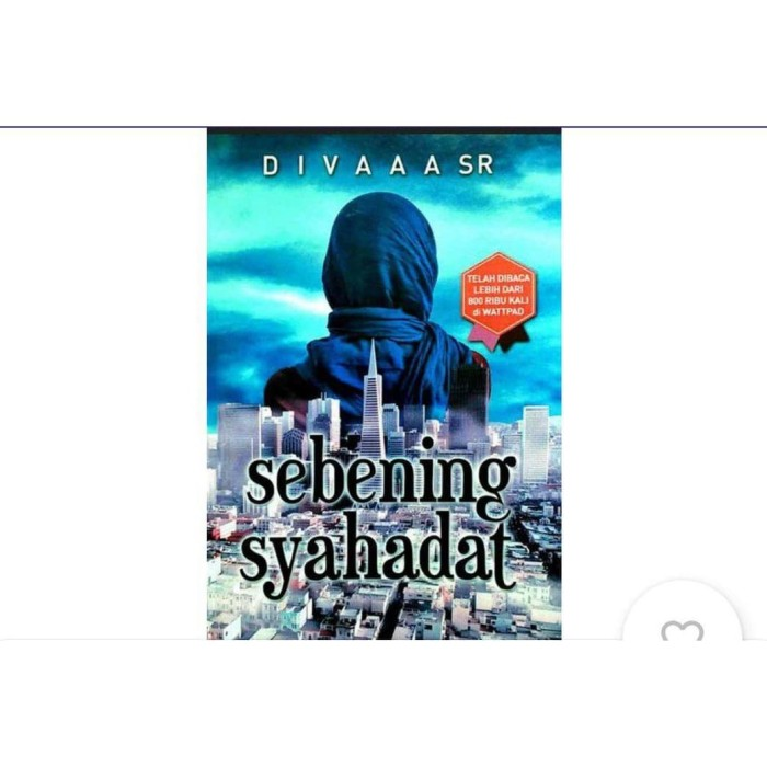 Foto Produk Buku - SEBENING SYAHADAT - Diva Sr dari Venusss_store
