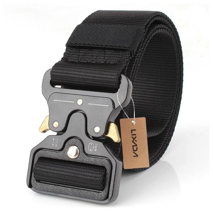 Foto Produk PROMO Lixada Tactical Belts Nylon Military Waist Belt with Metal dari Evelyn Store07