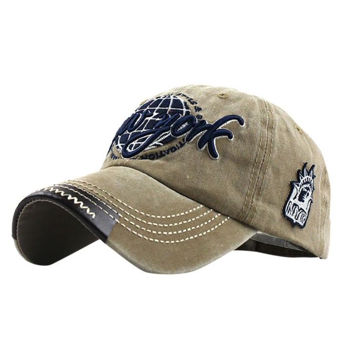 Foto Produk PROMO Outdoor High Quality Baseball Caps women men cotton dari Evelyn Store07