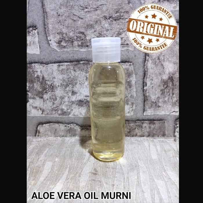 Foto Produk Aloe Vera Essential Oil MURNI / Minyak Lidah Buaya 100ml dari NIO Chemical