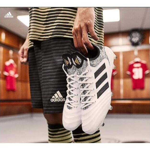 Foto Produk Kirim kaus kaki】 Copa 18.1 FG Asli Sepatu Sepak dari Quickto
