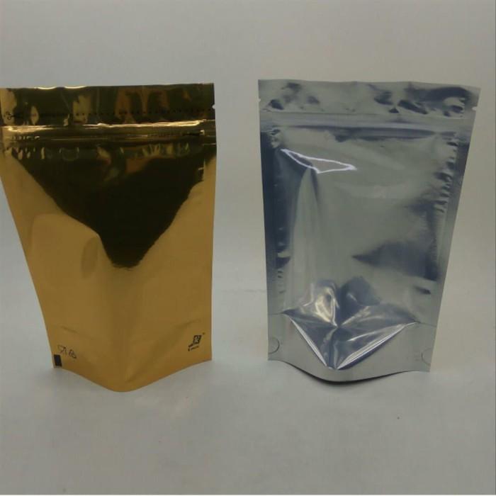 Foto Produk Kemasan Transmetz 250z untuk kopi & snack 100pcs per pack dari hinatahstore